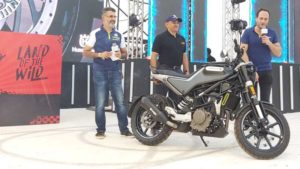 Bajaj launch Husqvarna in Indian market