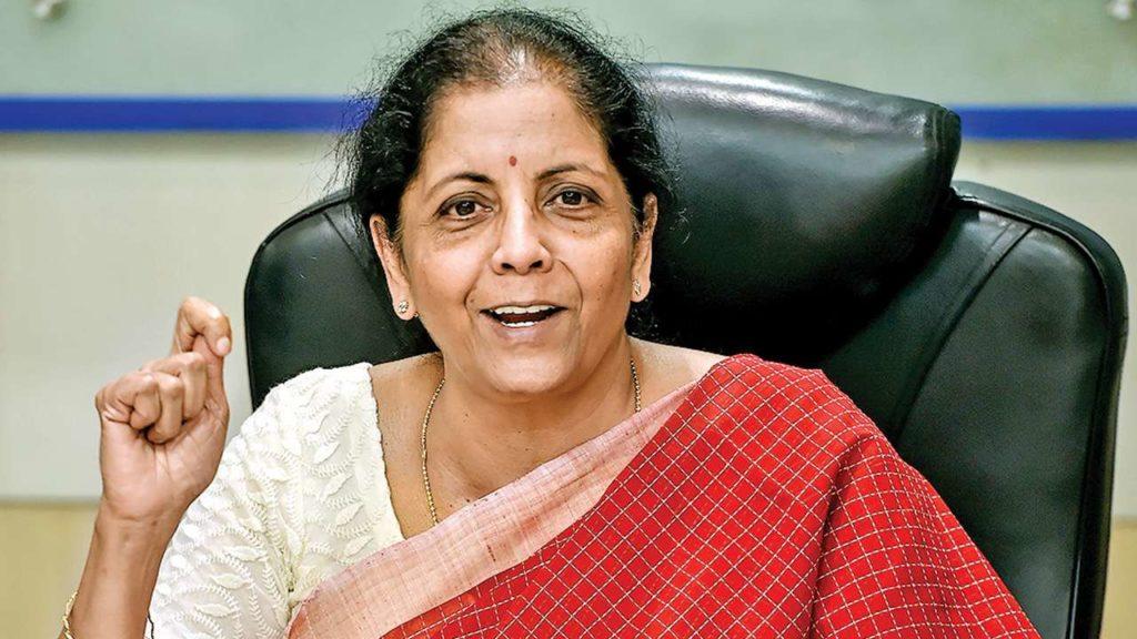Personal income tax cut hints Nirmala Sitharaman