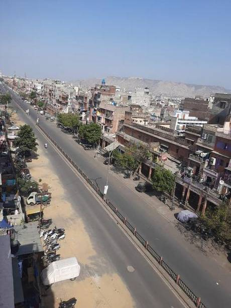 Rajasthan Locked Down Due to Coronavirus Infection