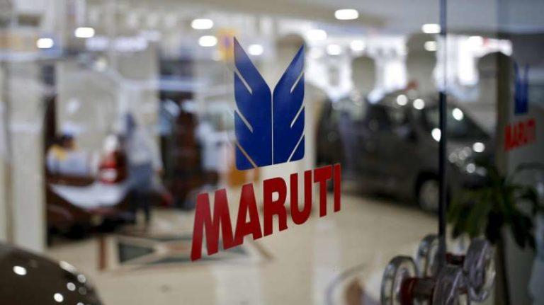 Maruti suzuki india posts loss