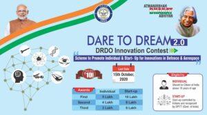 Dare to Dream 2.0 by DRDO