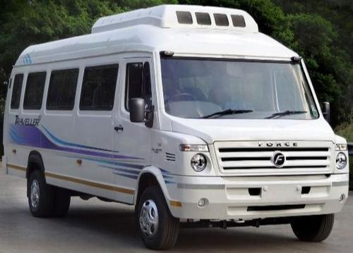 Udaipur Tempo Traveller Taxi Booking