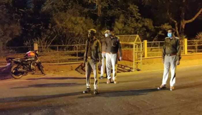 Night Curfew in Udaipur