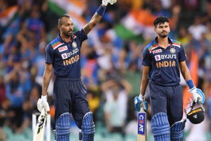 T201 Ind vs Aus 2020