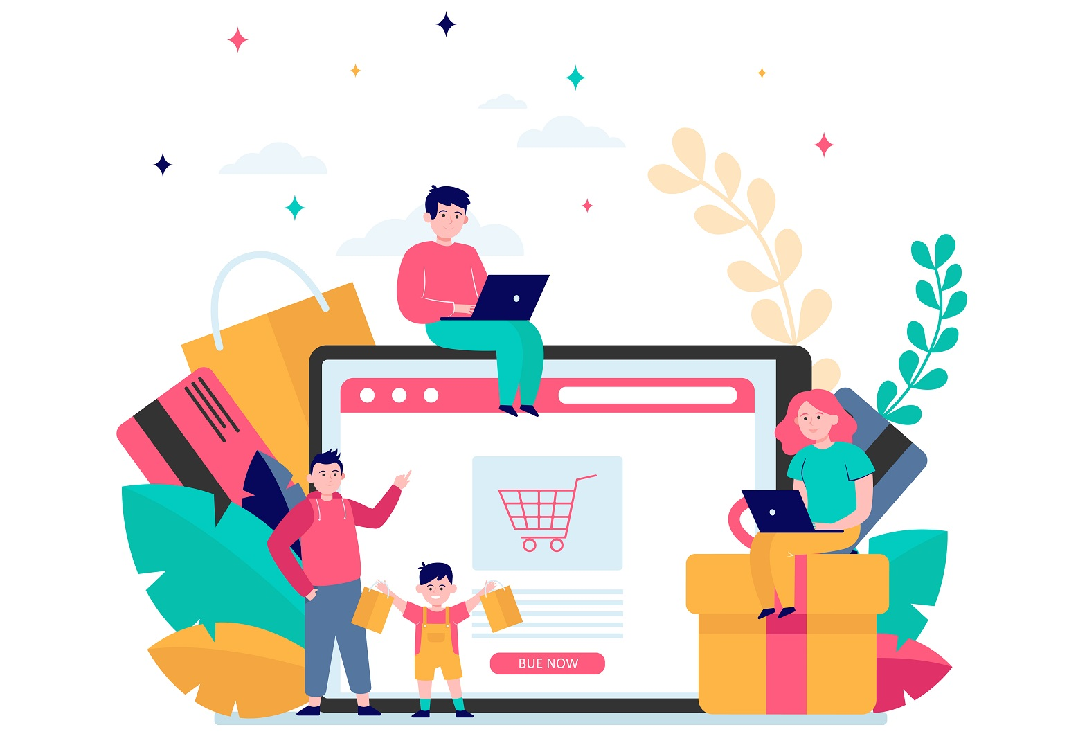 Shopify Expert Developers Making Ecommerce Wesite